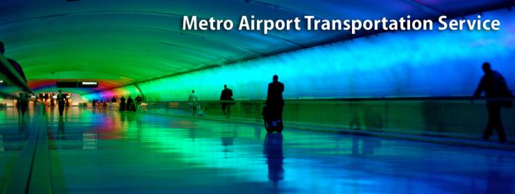Detroit Metro Airport Taxi